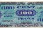 100 FRANCS Verso