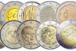 MONNAIES COMMEMORATIVES  EUROS
