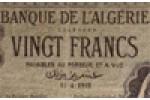 BANQUE DE L'ALGERIE