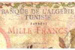 BANQUE de L'ALGERIE & de la TUNISIE
