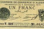 ALGERIE :CHAMBRES DE COMMERCE