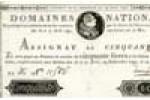 Emission décrétée le 19 juin 1791