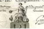 Emission décrétée le 14 décembre 1792