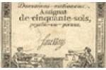 Emission décrétée le 23 mai 1793