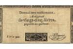 Emission décrétée le 6 juin 1793