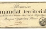 Emission décrétée le 18 nivôse, An III (7-01-1795)