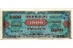 12824 - 1000 FRANCS Verso