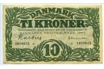 14328 - 10 Kroner, Ornement - Armoiries