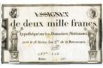 16440 - 2000 FRANCS