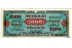 19976 - 1000 FRANCS Verso