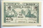 22648 - 50 CENTIMES  Dock - Cerf   NOUMEA
