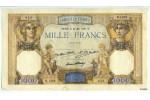 23568 - 1000 FRANCS CERES & MERCURE - Type 1927
