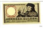 25436 - 100 Gulden, Erasmus  *    *                      PROMO