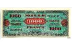 27722 - 1000 FRANCS Verso