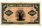 27735 - 100 FRANCS  Baobab Imp° USA