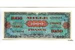 28816 - 1000 FRANCS Verso