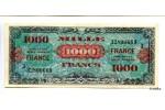 28817 - 1000 FRANCS Verso