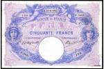 29934 - 50 FRANCS BLEU & ROSE - Type 1889