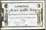 30118 - 2000 FRANCS
