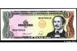 31460 - 1 Peso Oro Portrait de P.Duarte