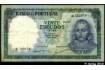 31487 - 20 Escudos D.A.Luiz de Menezes