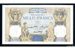32081 - 1000 FRANCS CERES & MERCURE - Type 1927