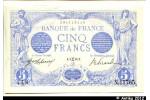 33151 - 5 FRANCS BLEU - Type 1905