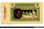 33383 - 5 Francs