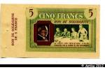 33385 - 5 Francs