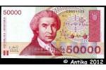 33801 - 50000 Dinara R. Boskovic - Statue    *      *      *