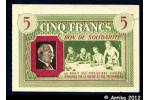 35712 - 5 Francs