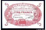 35737 - 5 FRANCS Cabasson Rouge