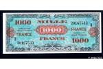 36699 - 1000 FRANCS Verso