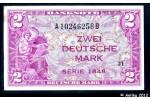 37320 - 2 Deutsche Mark Occupation Alliée   PROMO