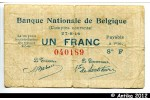 37428 - 1 Franc ( Type Comptes Courants )