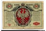 37818 - 50 Marek  Occupation Allemande