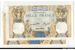 40297 - 1000 FRANCS CERES & MERCURE - Type 1927