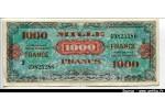 40324 - 1000 FRANCS Verso