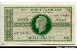 40328 - 1000 FRANCS (Marianne)chiffres maigres