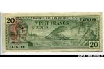 40395 - 20 FRANCS Impression Australienne France LIBRE