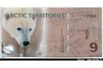 42019 - 9 Polar Dollars Ours Polaires & Explorateur   *       *       *