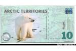 42021 - 10 Polar Dollars Ours Polaires & F.W.J.Nansen  *   *    *   *    *   *