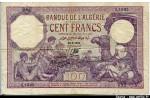 42885 - 100 FRANCS Violet  Enfants nus & Chamelier