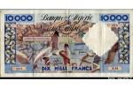 42889 - 10000 FRANCS MOUETTES