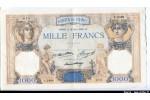 43332 - 1000 FRANCS CERES & MERCURE - Type 1927