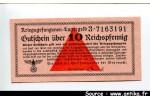 43841 - 10 Reichspfennig Orange