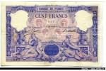 45531 - 100 FRANCS BLEU & ROSE - Type 1888