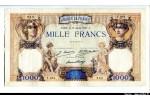 45937 - 1000 FRANCS CERES & MERCURE - Type 1927