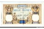 45940 - 1000 FRANCS CERES & MERCURE - Type 1927