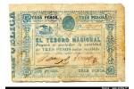 47186 - 3 Pesos El Tesoro Nacional